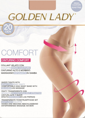 RAJSTOPY GOLDEN LADY COMFORT 20 NEW