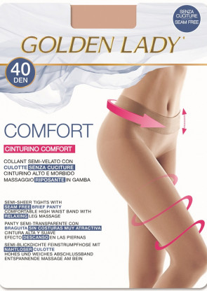 RAJSTOPY GOLDEN LADY COMFORT 40 NEW