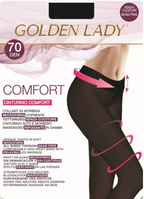 RAJSTOPY GOLDEN LADY COMFORT 70 NEW