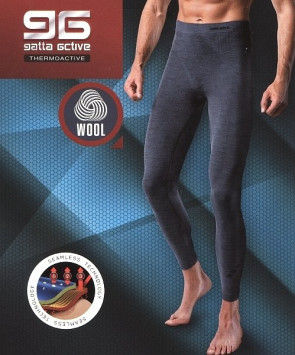 LEGGINSY GATTA GAT WOOL MEN