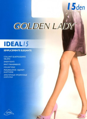 RAJSTOPY GOLDEN LADY IDEAL 15