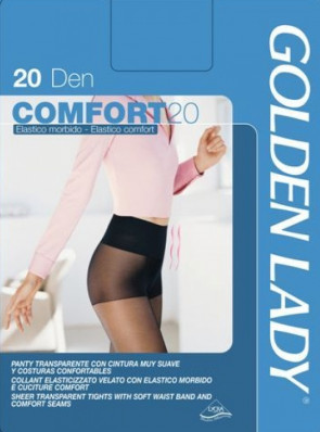 RAJSTOPY GOLDEN LADY COMFORT 20
