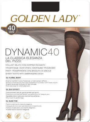 RAJSTOPY GOLDEN LADY DYNAMIC 40