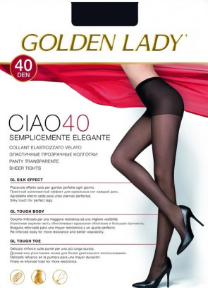 RAJSTOPY GOLDEN LADY CIAO 40